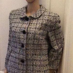 Tweed Jacket/Blazer
